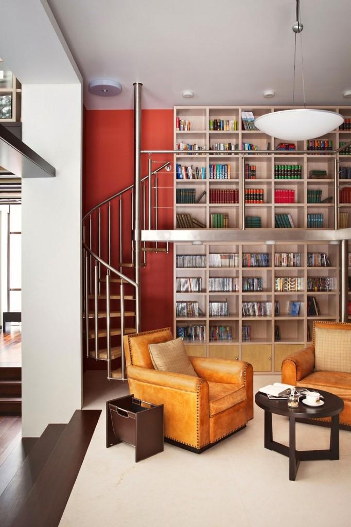 Ruben Dishdishyan Retreat Library